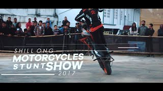 Motorcycles Stunt Show | Cherry Blossom Festival Shillong 2017