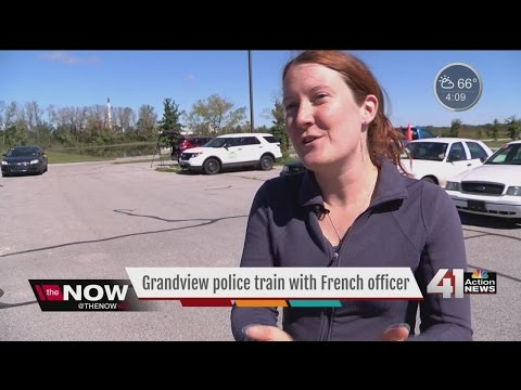 French policewoman coming to KC to train