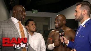 Titus Worldwide celebrates a momentous week: Raw Fallout, Sept. 18, 2017
