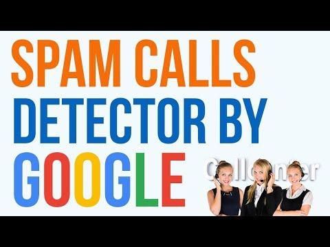 Google's Spam calls Detector Feature