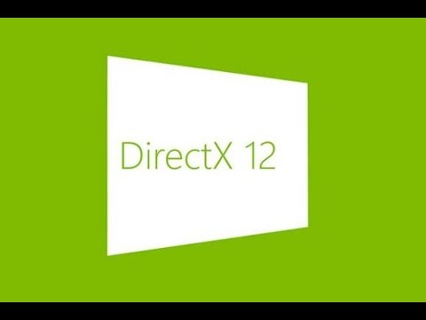 Fix DirectX error | Download and Install Direct X 11-12 in window 7- 8 -8.1-10 -vista- xp For Free