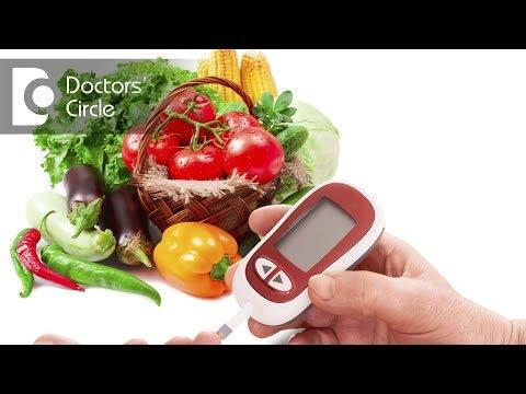 What causes decreased post prandial blood sugar levels & its management? - Dr. Mahesh DM