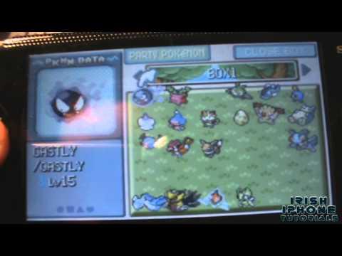 [PSP] Pokémon Flora Sky Save Game + DOWNLOAD LINK