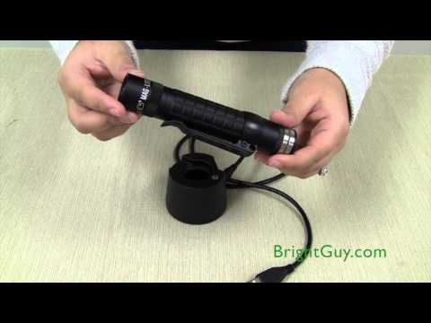 Maglite MAG-TAC Rechargeable Flashlight Review
