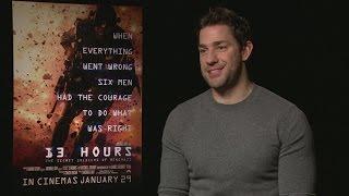 13 Hours: John Krasinski loves his new body after filming The Secret Soldiers of Benghazi