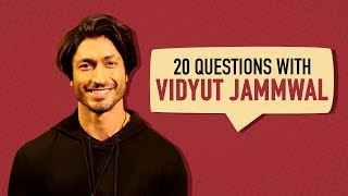 MensXP: Vidyut Jammwal's Exclusive Interview | 20 Questions With Vidyut