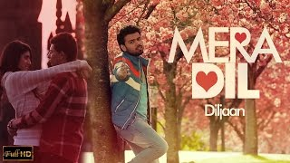 New Punjabi Songs 2015 || MERA DIL || DILJAAN feat. PRINCE GUMAN || Latest Punjabi Songs 2015