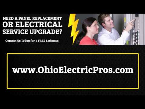 Electricians Piqua Ohio offering Electrical Service Panel Upgrades