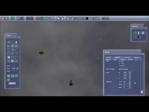 Shoot 'Em Up Kit Tutorial - Creating a Searchlight