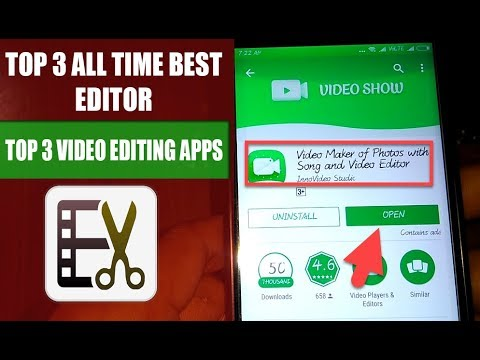 [Without Watermark] Top and Best Android Video Editing Apps 2018