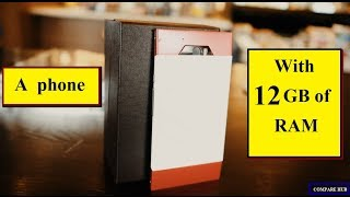 A phone with 12 GB of RAM and 60 megapixel camera ! Turing Phone Cadenza   Compare hub