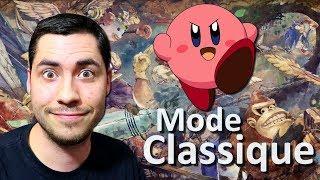 Mode classique Kirby en difficulté MAXIMALE