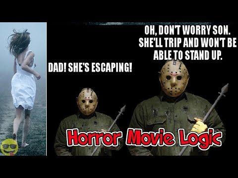 Horror Movie Logic That Don't Make Sense