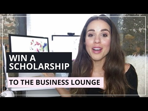 *CLOSED* GIVEAWAY: Win One Of Ten 30-Day Scholarships To The Business Lounge!