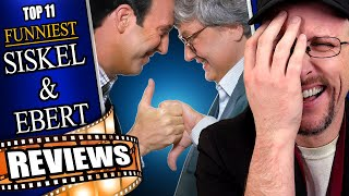 Download Top 11 Funniest Siskel and Ebert Reviews - Nostalgia Critic Video