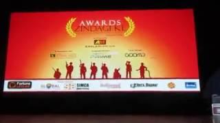 Awards given to The Heroes From Real Life at 2ND EDITION OF AWARDS ZINDAGI KE 2017
