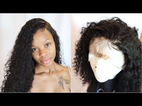 D.I.Y Lace Frontal Wig | Recool Hair (Aliexpress)