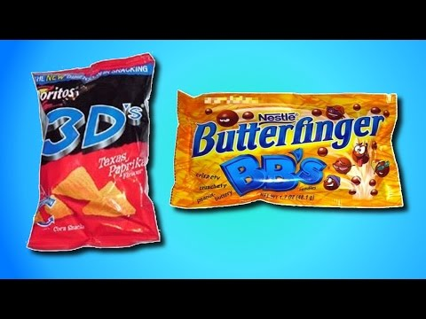 14 Best DISCONTINUED FOOD Items We All Miss!