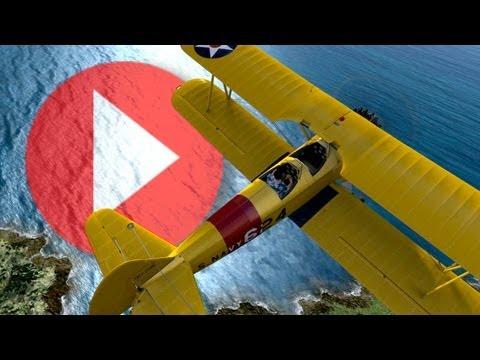 Microsoft Flight - Free Flight Simulator Download video game Official trailer - PC