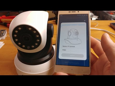 Cheap Ip camera, baby monitor, GENBOLT GB100S