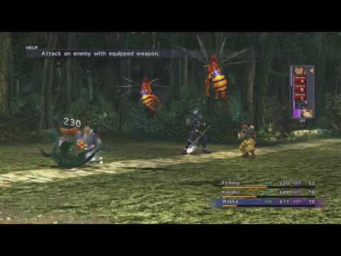 Final Fantasy X HD Remaster - 60 FPS Test