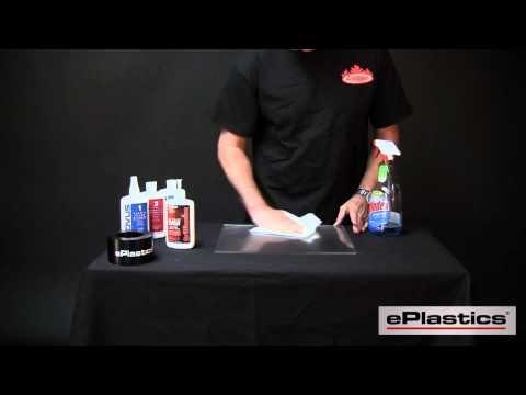 How to Clean Acrylic (Plexiglass)