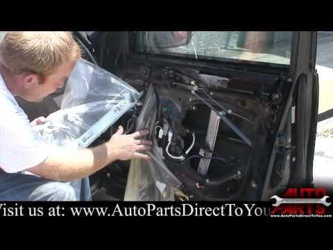 1995 Toyota Avalon Window Regulator