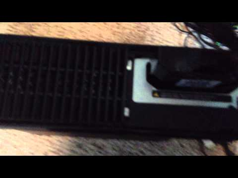 How to get the Xbox 360 hard drive out without the tag.