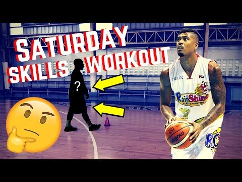 SATURDAY SKILLS WORKOUT! [I love my job]