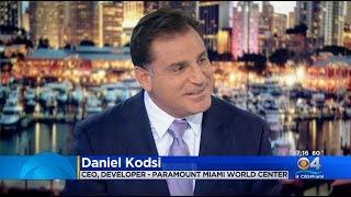 CBS 4 News 7PM   PARAMOUNT Miami Worldcenter Skyport