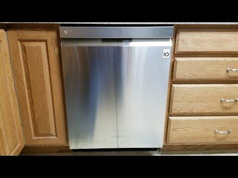 LG Dishwasher Model # LDP6797ST Review