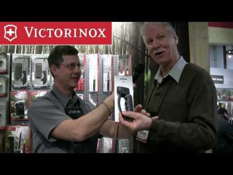 Victorinox Bait and Fillet Knives at 2014 SHOT Show