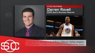 Why business ties might keep Kevin Durant in the Bay Area long-term | SportsCenter | ESPN