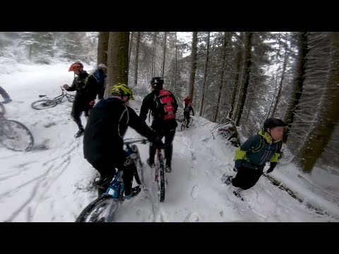 WINTER RIDING CARNAGE! - #82