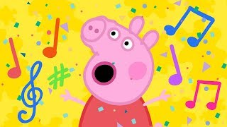 🔴 Peppa Pig English Episodes | Peppa Pig Songs Special 🎵🎶🎵