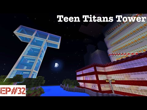 Building A City   #32   The Titans Tower