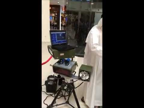 Dubai Police Speed Camera unveiled & demonstrated at Dubai Outlet Mall