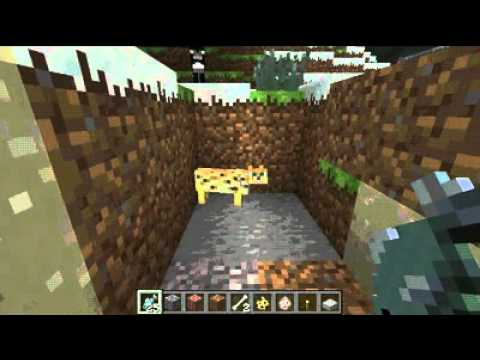 Minecraft How to Breed Wolves, Ocelots, Villagers