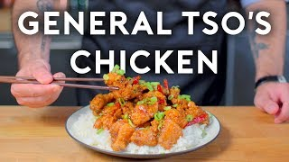 General Tso's Chicken | Basics with Babish