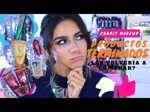 TERMINADOS ¿Me funcionaron? ¿Cumplen lo que prometen? | Charly Makeup