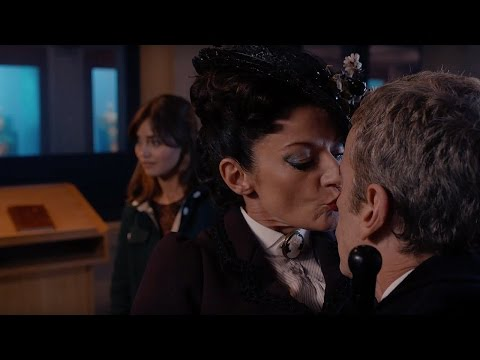 Missy Kisses The Doctor | Dark Water | Doctor Who