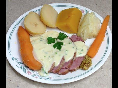 Corned Beef & Vegetables Slow Cooker Video Recipe cheekyricho
