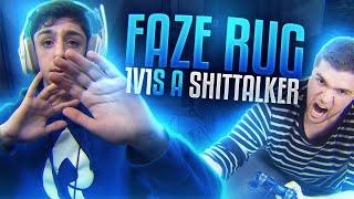 FaZe Rug 1v1s A SHIT TALKER!! | FaZe Rug