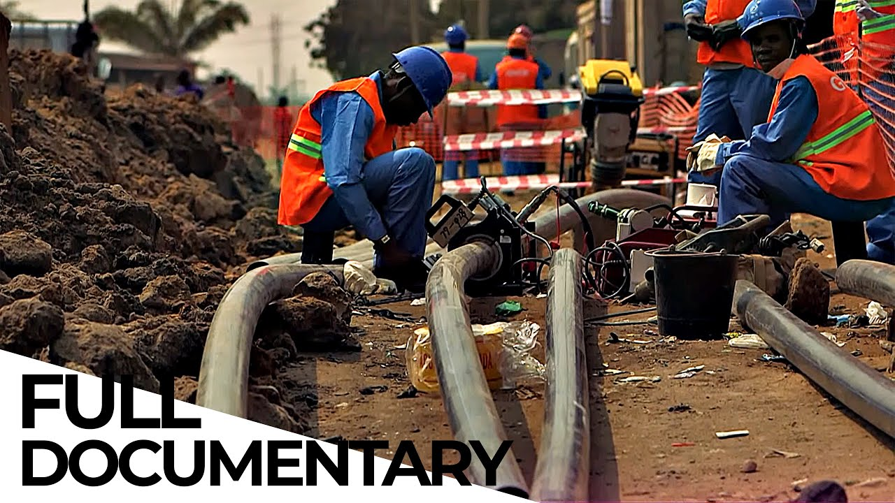 The Chinese Companies Behind Water Supply in Africa   China/Africa Big Business   ENDEVR Documentary