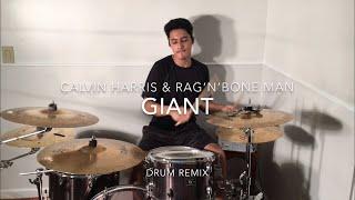 Calvin Harris & Rag'n'Bone Man | Giant | Josh Columbus Drum Remix
