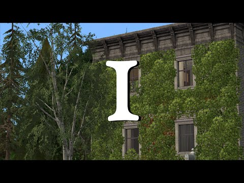 The Sims 2 - University Lot Bin - Grey Woods Dormitory - Part 1
