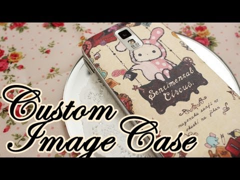How to Easily Make a Custom Image Case