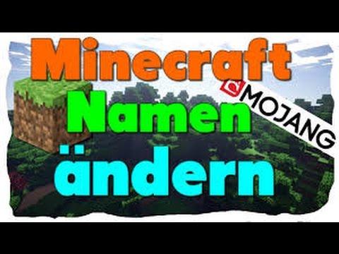 Minecraft Name Ändern 2017 [New Launcher]|[UPDATE Viedo]