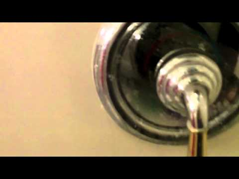 The Clean Team Scum Bum on faucet