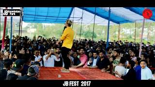 JB Knowledge Park Fest 2017 Millind Gaba Live & SANDY V